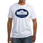 White House Party Crasher Fitted T-Shirt