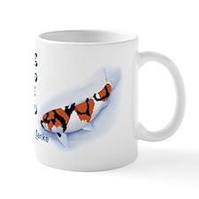 Showa Sanke Koi Carp Mug
