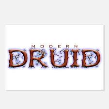 Modern Druid Postcards (Package of 8)