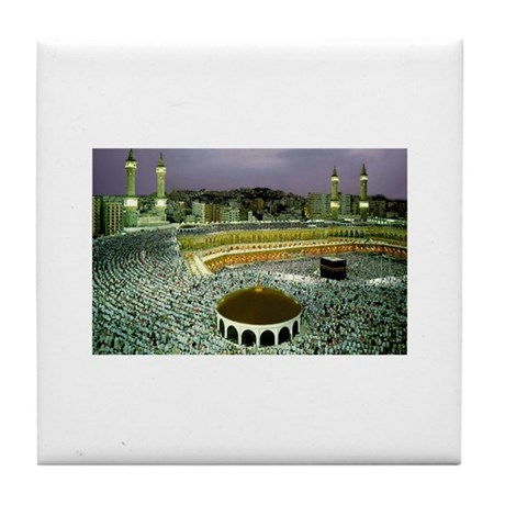 islam stuff Tile Coaster