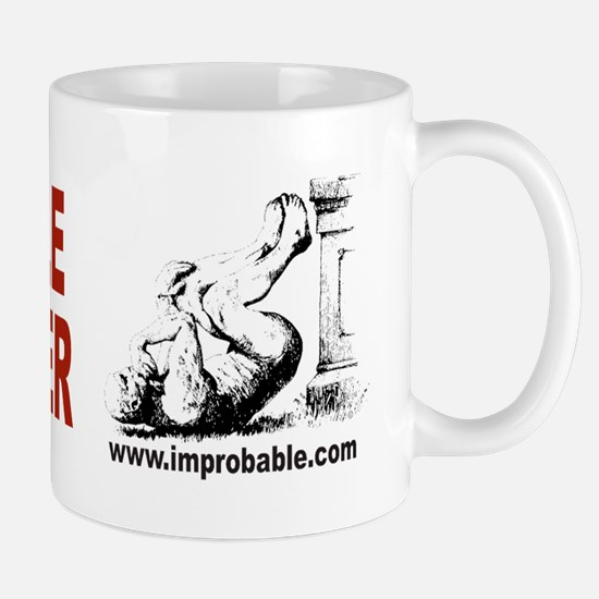 ImprobableResearcher_mug-trans Mugs