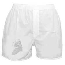 Immanuel Kant Boxer Shorts