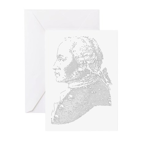 Immanuel Kant Greeting Cards (Pk of 10)