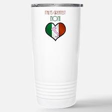 Italy's Greatest Noni Travel Mug