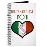 Italy's Greatest Noni Journal