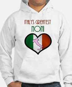 Italy's Greatest Noni Jumper Hoody