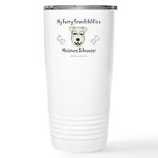 miniature schnauzer gifts Travel Mug