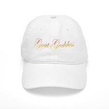 Goat Goddess Baseball Cap