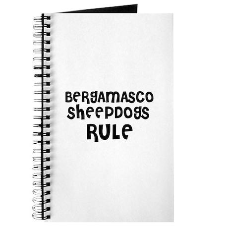 BERGAMASCO SHEEPDOGS RULE Journal