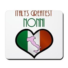 Italy's Greatest Nonni Mousepad