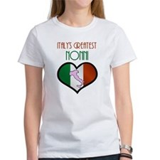 Italy's Greatest Nonni Tee