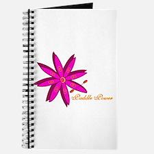 Kayak Paddle Power (Pink) Journal