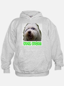Coton Dog Hoodie