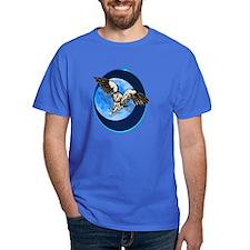 Blue Moon Owl T-Shirt