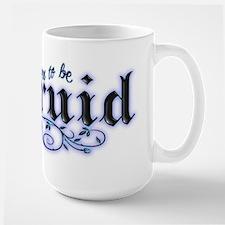Born to be Druid Large Mug