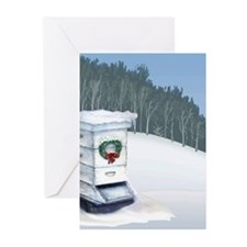 Snow Hive Greeting Cards (Pk of 20)