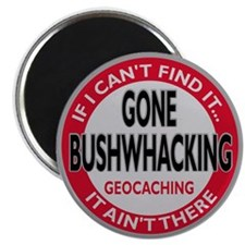 Bushwhacking - Magnet