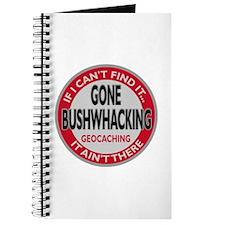 Gone Bushwhacking Journal