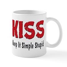 Keep It Simple Stupid Small Mug