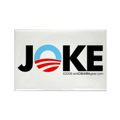 Joke Rectangle Magnet (10 pack)