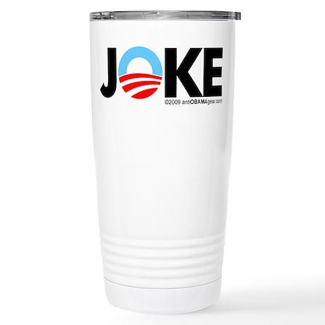 Joke Stainless Steel Travel Mug