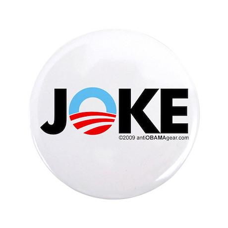 """Joke 3.5"""" Button"""