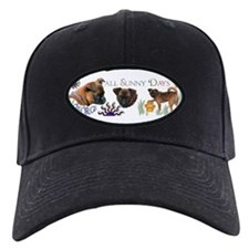 Smooth Brussels Griffon Baseball Hat