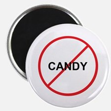 No Candy Magnet