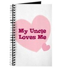 My Uncle Loves Me Journal