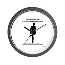 Boy Adv Beginner - Wall Clock