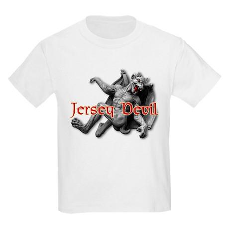 JERSEY DEVIL, Kids Light T-Shirt