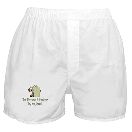 Try The Steps Boxer Shorts