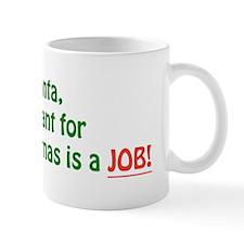 Unique Unemployment Mug