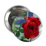 Flower #18, Button