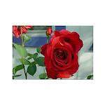 Flower #18, Rectangle Magnet (100 pack)