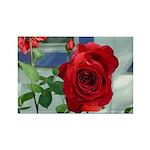Flower #18, Rectangle Magnet