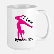 Gymnastics Mug - Love