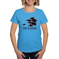 STAY IN SCHOOL Tee