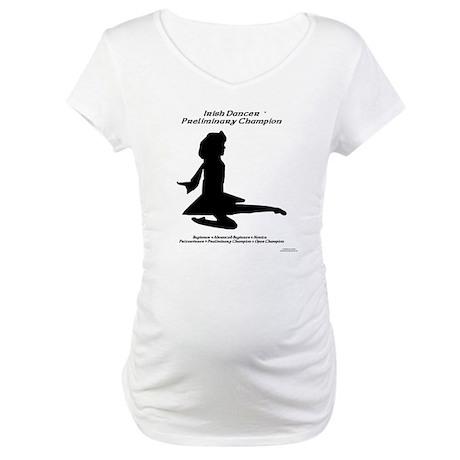 Girl Prelim - Maternity T-Shirt