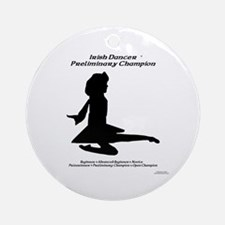Girl Prelim - Ornament (Round)