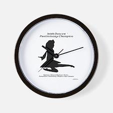 Girl Prelim - Wall Clock