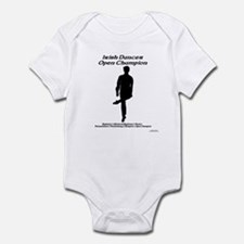 Boy Open Champ - Infant Bodysuit