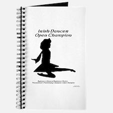 Girl Open Champ - Journal