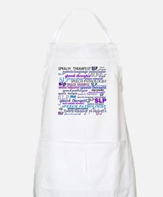 Speech-Language Pathologist T Apron