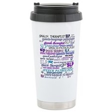 Speech-Language Pathologist T Thermos Mug