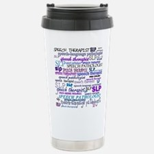 Speech-Language Pathologist T Travel Mug
