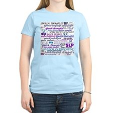 Speech-Language Pathologist T T-Shirt