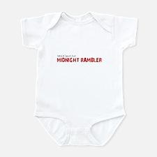 Midnight Rambler Infant Bodysuit