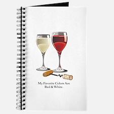 Cute Chardonnay Journal