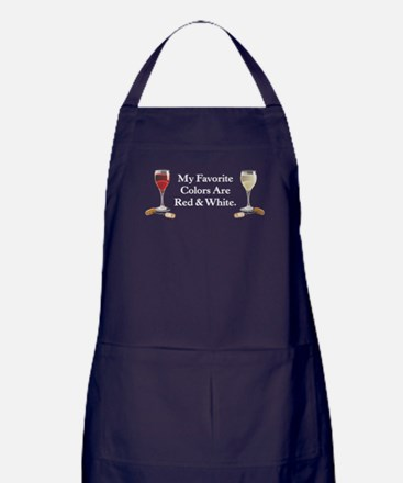 Cute Pinot Apron (dark)